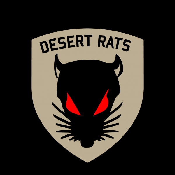 Desert Rats Lasertag Team
