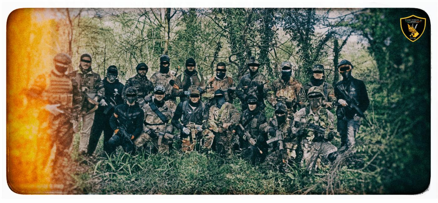 TASK FORCE 45 SOFTAIR