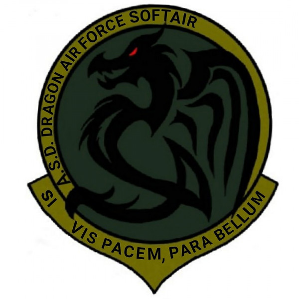 ASD Dragon air force softair