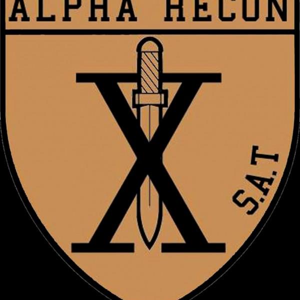 X Alpha Recon Catania