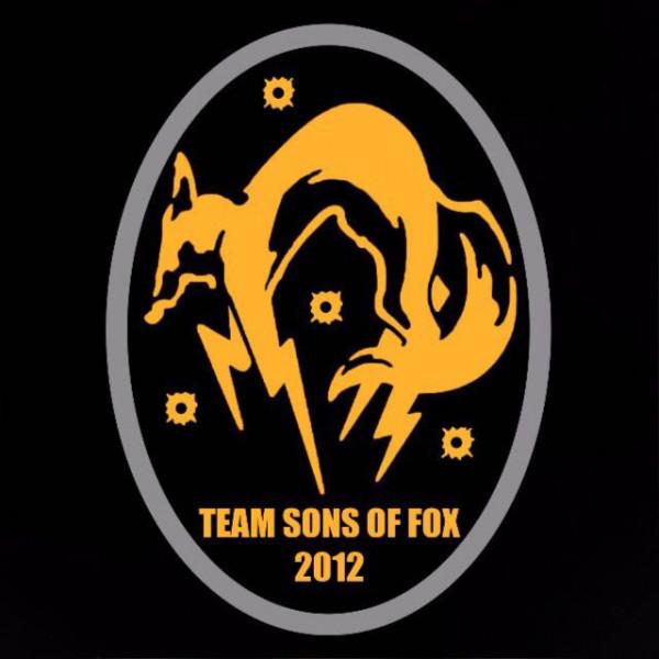 Team Sons of Fox 2012