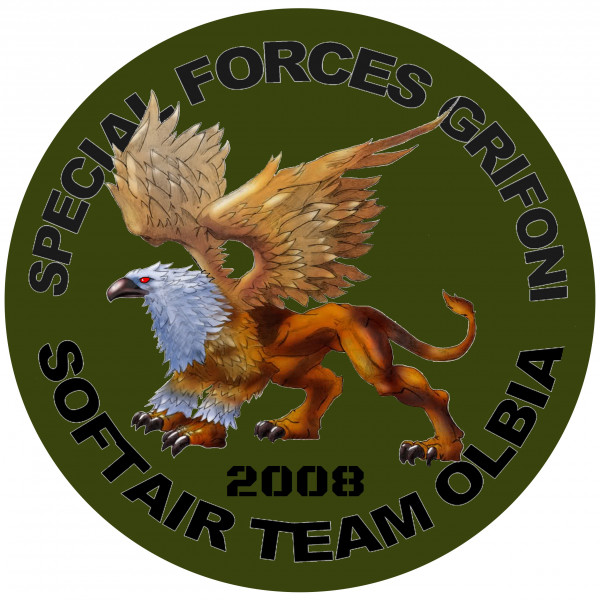 SPECIAL FORCES GRIFONI Softair team Olbia